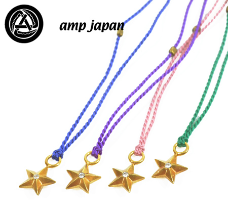 amp japan 10ah-215 Silk stringrosario with Star