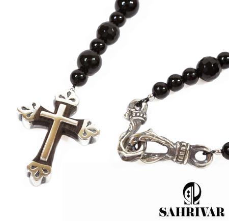 SAHRIVAR sn34s13s D.A Wood Rosary Onyx Ver.