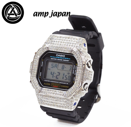 amp japan G-SHOCK DW 5600 10AD-555
