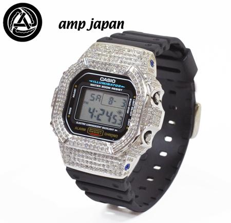 amp japan G-SHOCK DW 5600 10AD-556