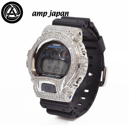 amp japan G-SHOCK DW 6900 10AD-551