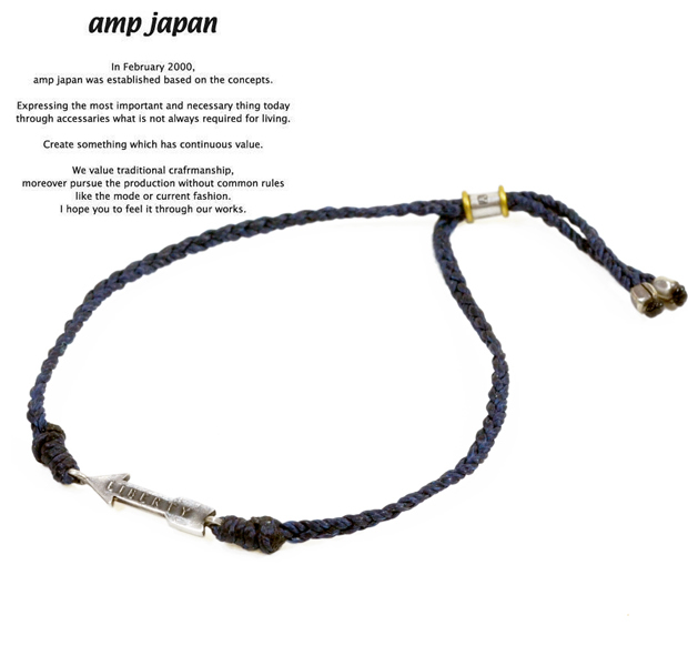 amp japan 13ah-261 arrow Bracelet