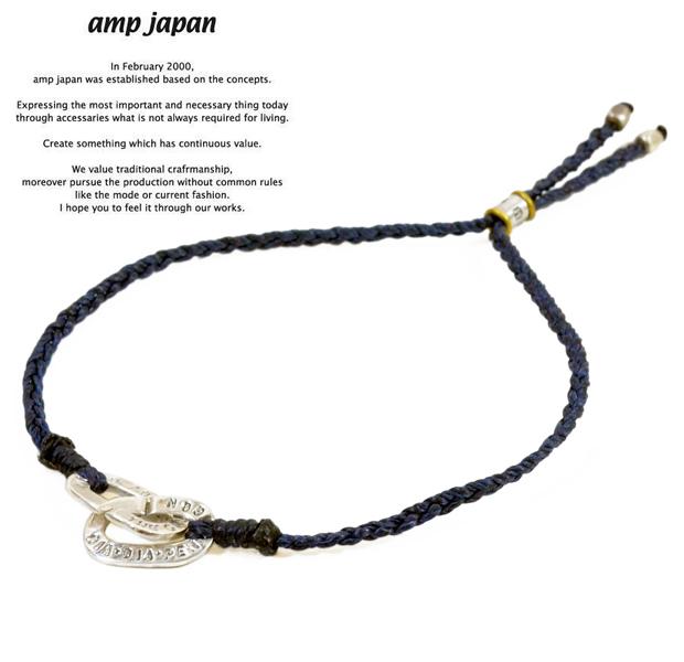 amp japan 13ah-262 conspiracy Bracelet & Anklet