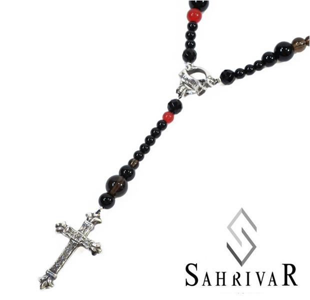 SAHRIVAR sn48s13a Droop Wire Rosary
