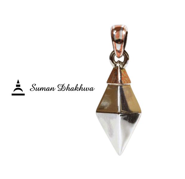 Suman Dhakhwa SD-P36 Octagon Pendant