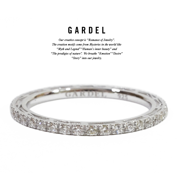GARDEL gdr038 MYSTICAL RING