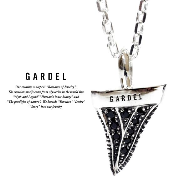 GARDEL gdp092 SHARK NECKLACE