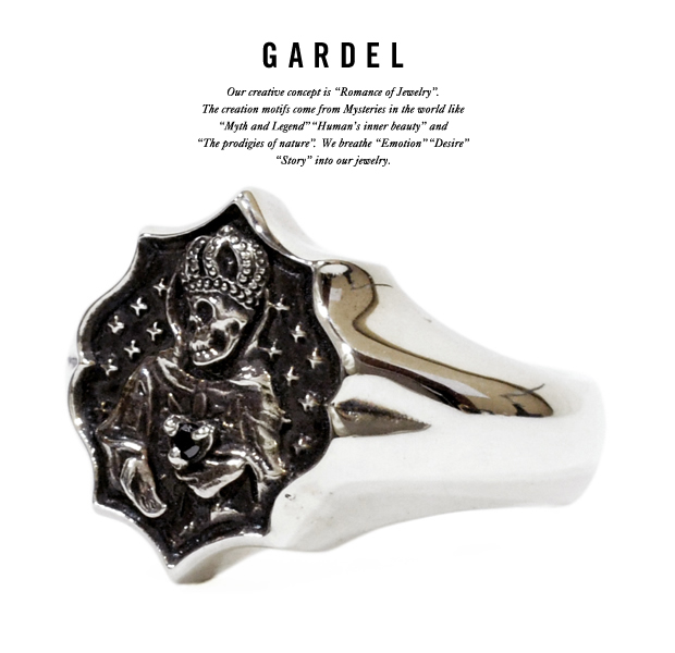 GARDEL gdr024 MANTIS ring