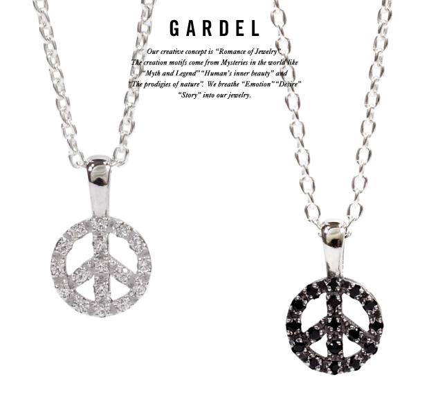 GARDEL gdp051 GLITTER PEACE PENDANT S