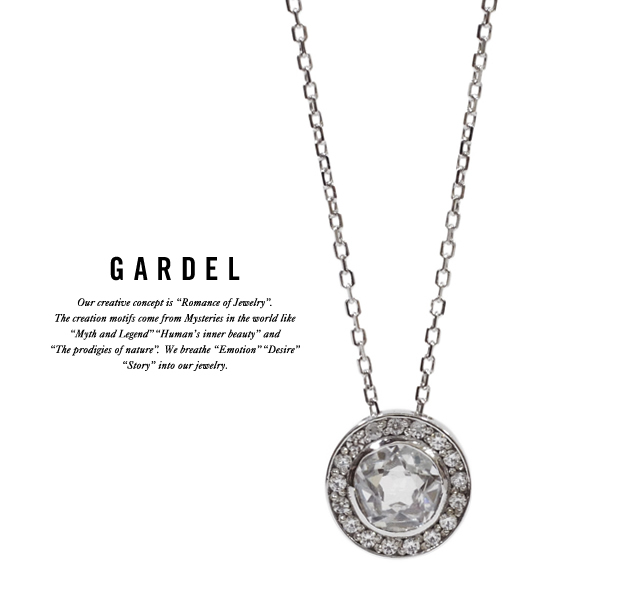 GARDEL gdp081 MOLLIS NECKLACE