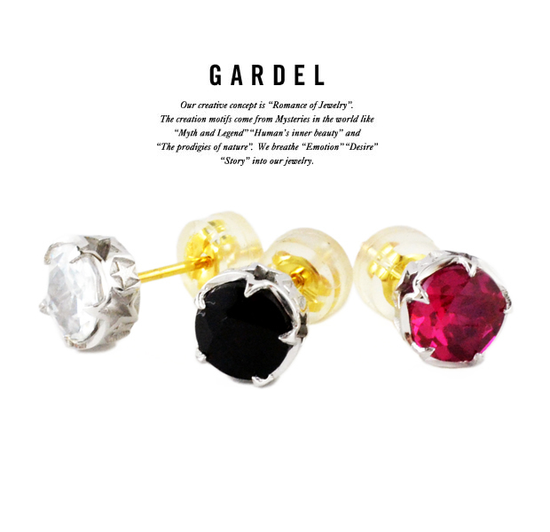 GARDEL gde019 ROLLING STAR pierce 全5色