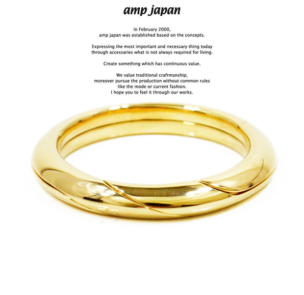 amp japan MRAD-006 Marriage Gimel Ring