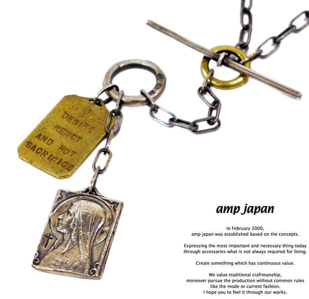 amp japan 7ah-166 MEDAILLE MIRACULUSE x MATTHEW 9:13