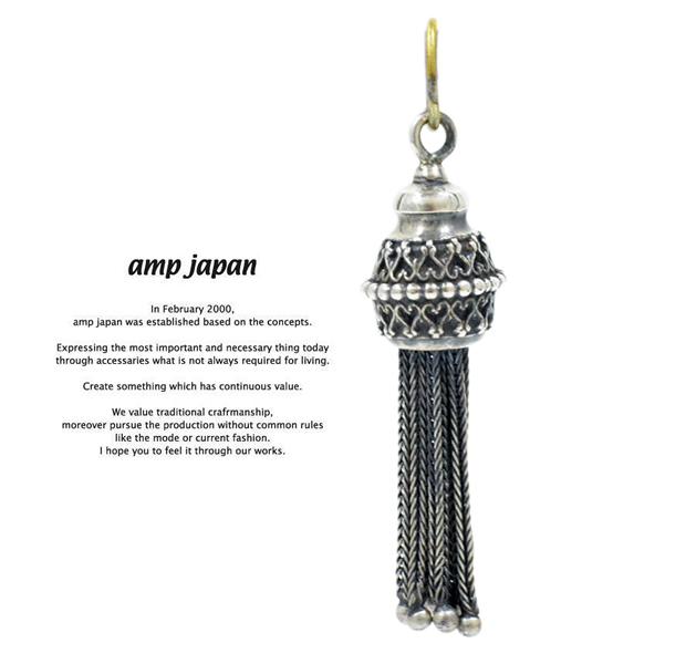 amp japan 8ah-009 Largel Tassel