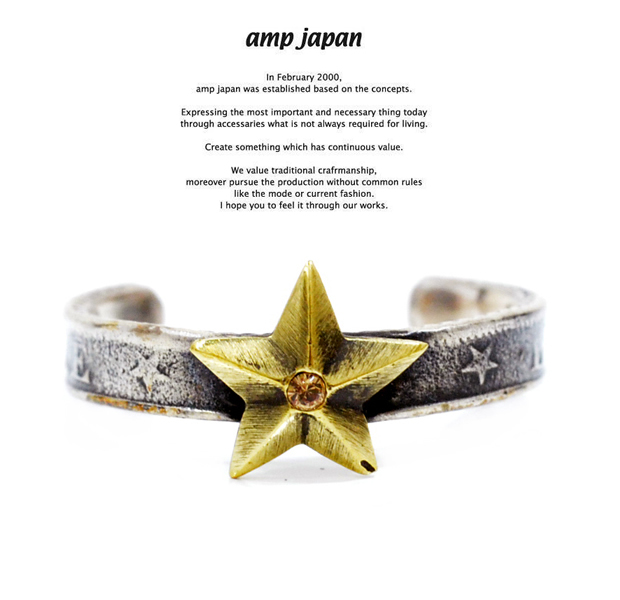 amp japan 9ah-205 Coin toe ring