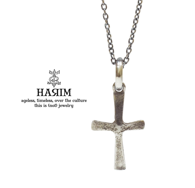 HARIM HRP097 SMALL CROSS NECKLACE
