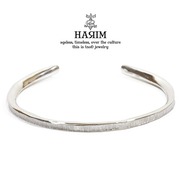 HARIM HLA007/SV thin rain bangle