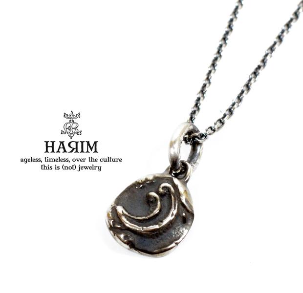HARIM HRP011SV ancient moon pendant