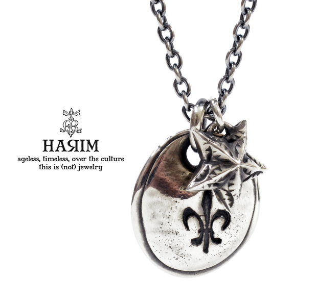 HARIM HRP084 S LILY plate [C] & reverse star