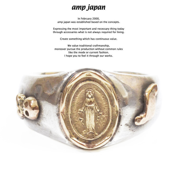 amp japan 7ak-174/K10 mary ring