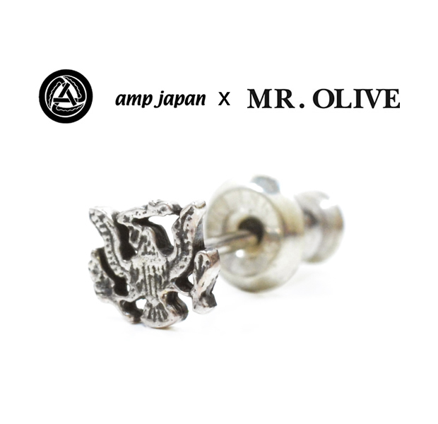 amp japan x Mr.Olive M-3428 Eagle Pierce
