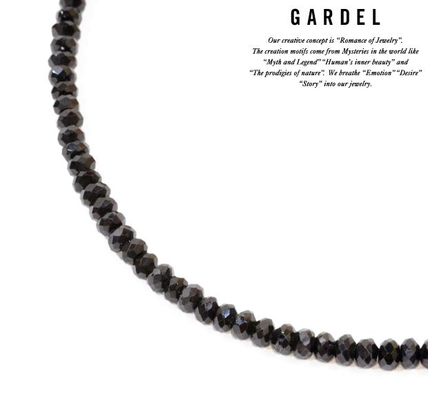 GARDEL B.SP Necklace 45cm Black