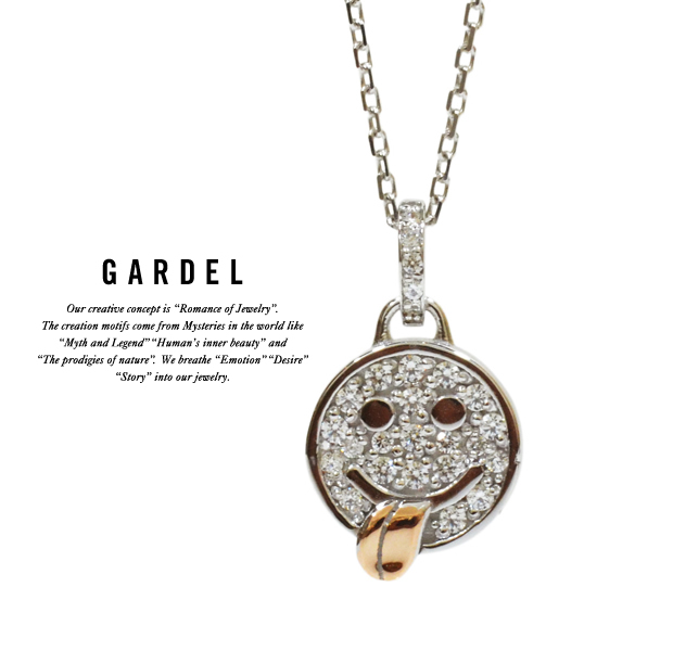 GARDEL gdp084 KAKIA NECKLACE