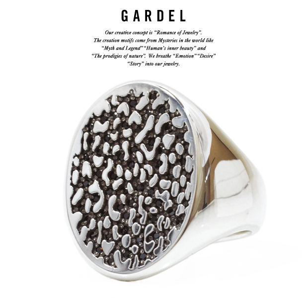 GARDEL gdr070 BABY CAT RING