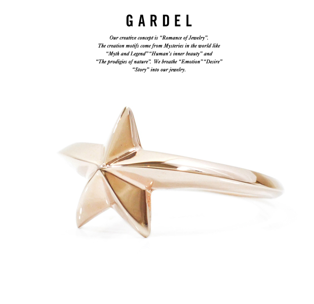 GARDEL gdr073ST BAMBINA RING PK