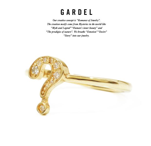 GARDEL gdr073Q BAMBINA RING