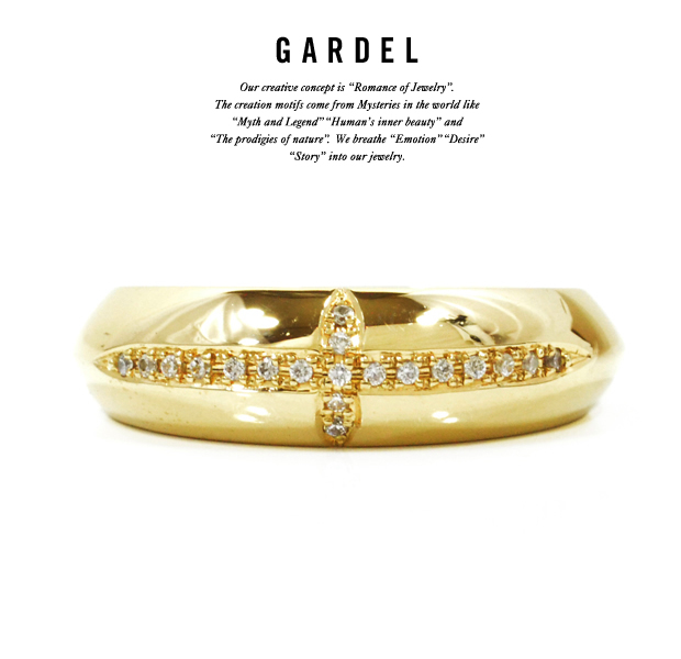 GARDEL gdr072 AIMER CROSS RING