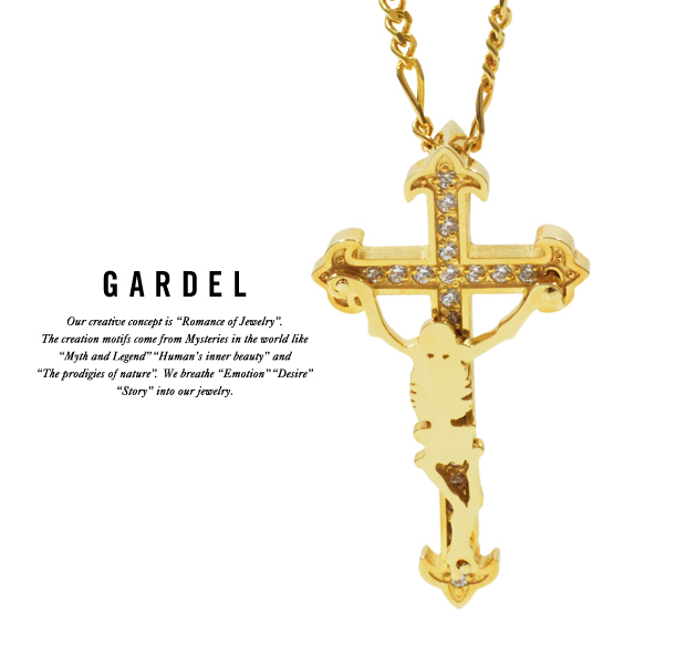 GARDEL gdp097 M,S NECKLACE