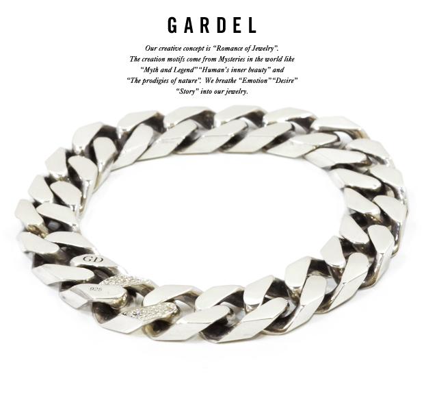 GARDEL gdb052 DIAMOND LINK BRACELET HARD