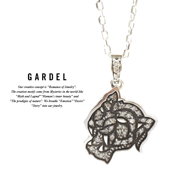 GARDEL gdp101 W,TIGER NECKLACE