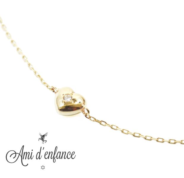 """Ami d'enfance AA1001-140005 """"Candy Heart"""" Bracelet"""