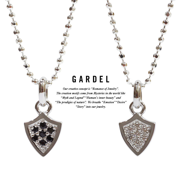 GARDEL gdp038 NOBLE SHIELD pendant