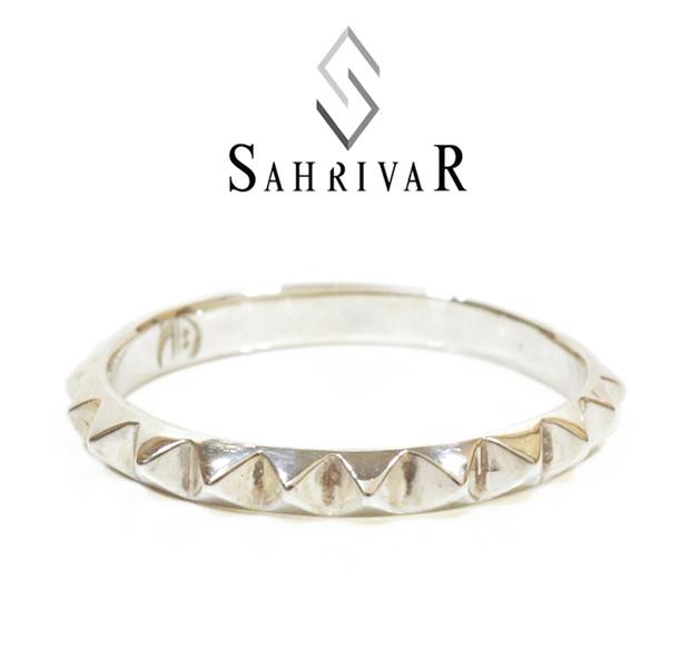 SAHRIVAR sr36s14s Studs Band Ring