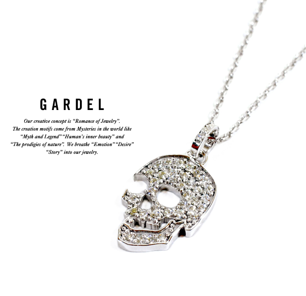 GARDEL gdp090 RATIO NECKLACE