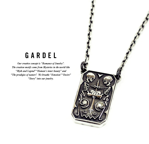 GARDEL gdp083 ETICA NECKLACE