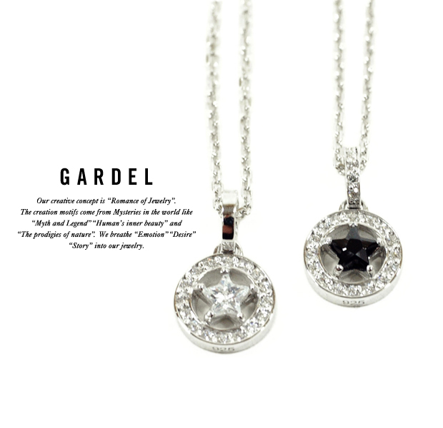 GARDEL gdp082 HENDRIC STAR NECKLACE (S)