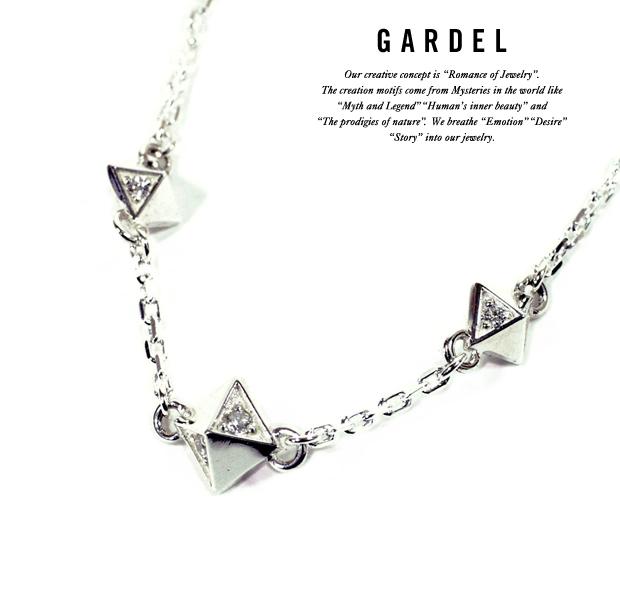 GARDEL gdn001 STELLA NECKLACE