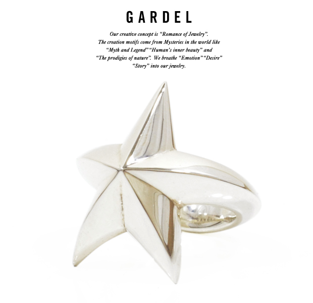 GARDEL gdr061 MERCURY RING