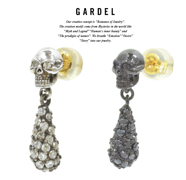 GARDEL gde007 ROCK DROP pierce