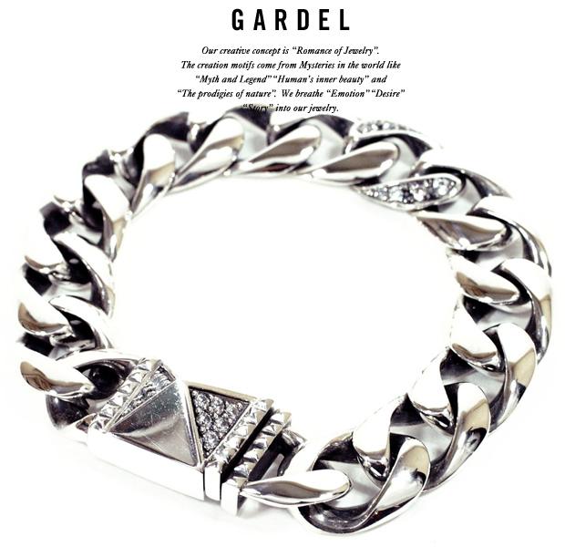 GARDEL gdb038 CRATER BRACELET