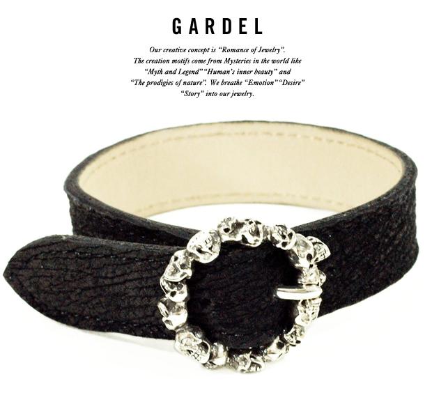 GARDEL gdb035 ETERNAL SKULL BRACELET