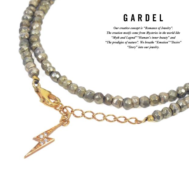 GARDEL gdb021 PRECIOUS BRACELET PYRITE