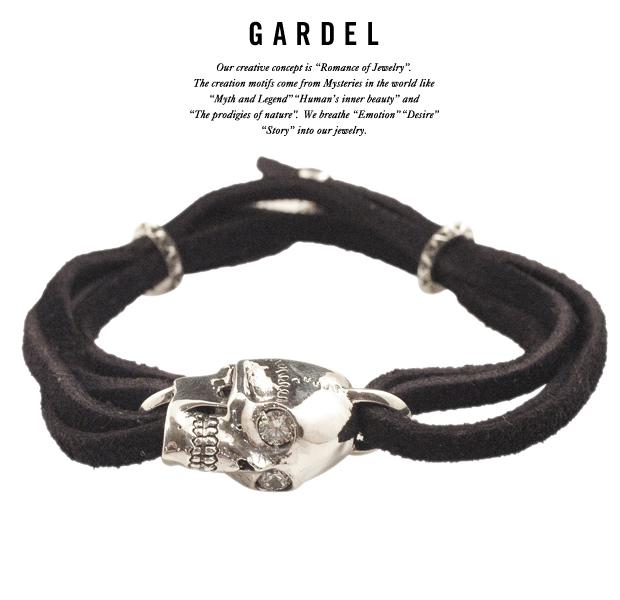 GARDEL gdb031 CLOWN SKULL BRACELET