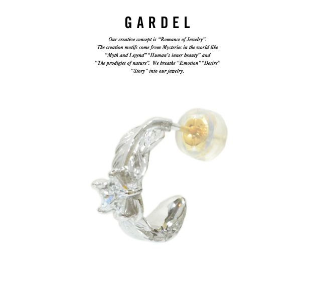 GARDEL gde039 BRILLIANCE FEATHER PIERCE