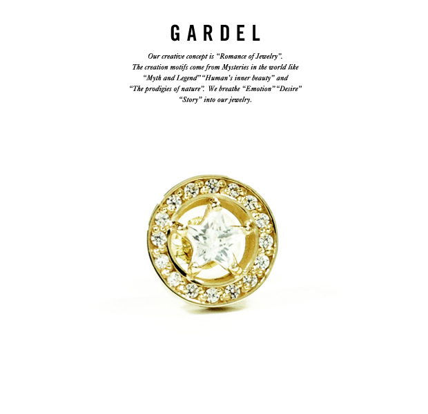 GARDEL gde042 HENDRIC STAR PIERCE