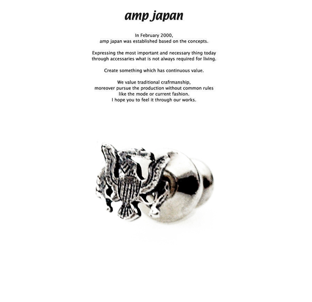 amp japan  11ah-806 eagle pierce